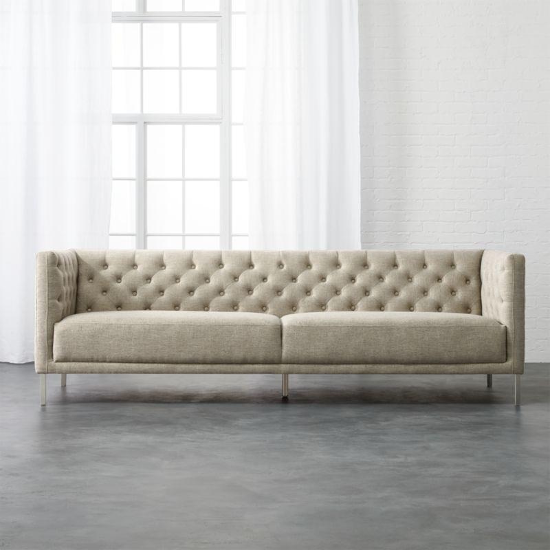 savile grey sofa Vatile Grey