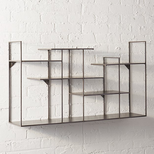 scape wall shelf