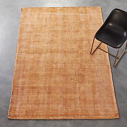 scatter camel rug