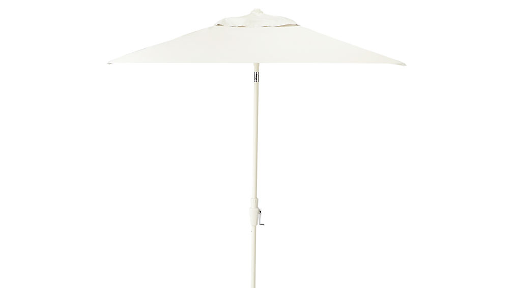 shadow square sand umbrella shade with pole