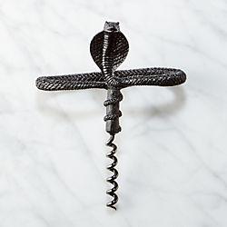 Coil Black Corkscrew