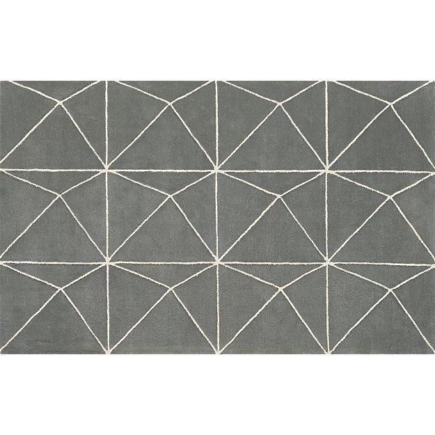 shatter rug 5'x8'
