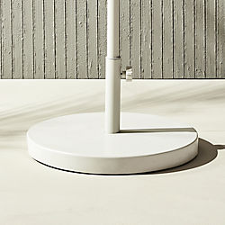 shadow round-rectangular umbrella sand base