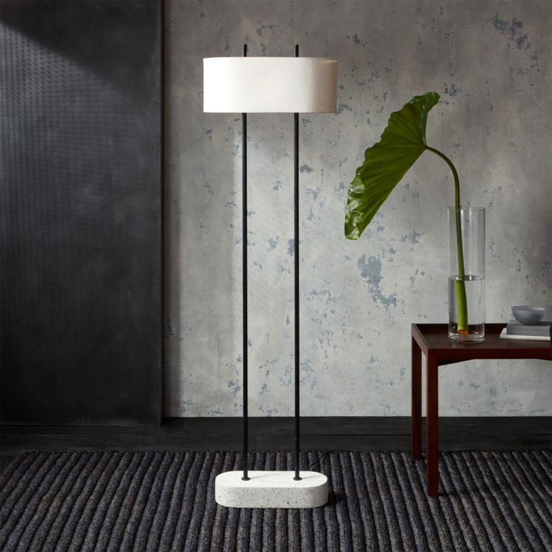 black parachilna white p floor beta and view marble london light products com monologue monologuelondon lamp grande side