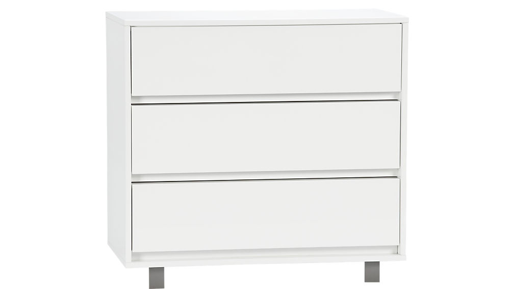 Dresser Dimensions shop white chest | cb2