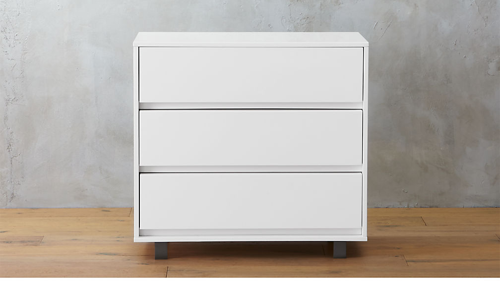 shop white chest reviews cb2. Black Bedroom Furniture Sets. Home Design Ideas