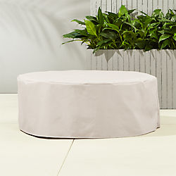 shroom waterproof coffee table cover