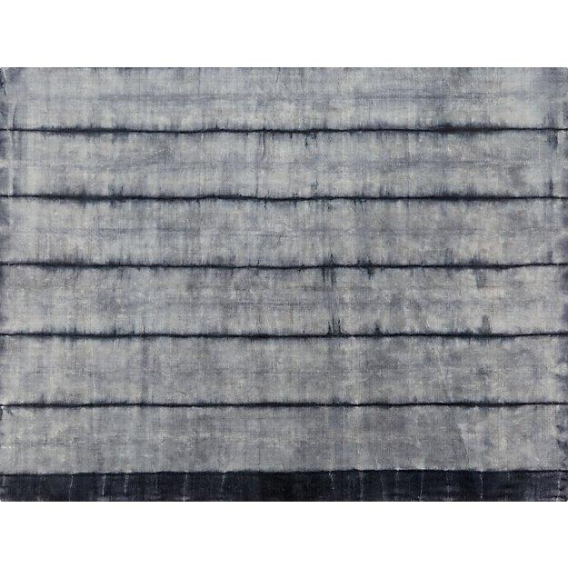 Simone Grey Hand-Loomed Rug 9'x12'