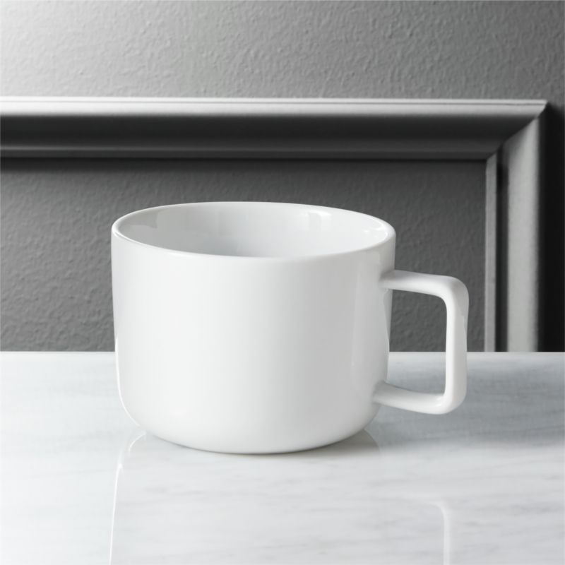 Slip stackable soup mugs in coffee mugs teapots reviews for High end coffee mugs