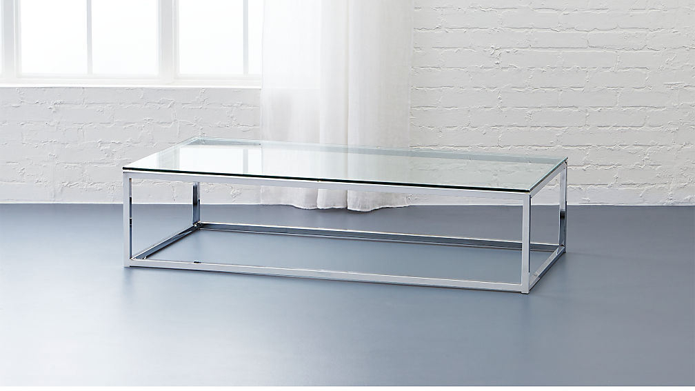 Nice Smart Glass Top Coffee Table ...