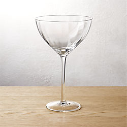 sophia coupe cocktail glass