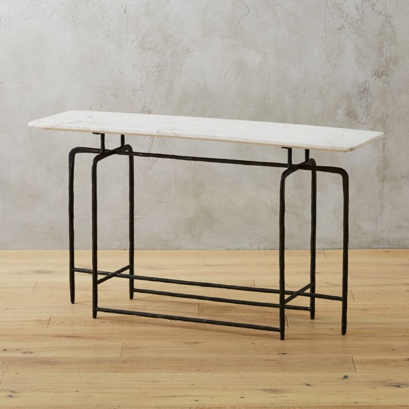 Marble Tables CB2