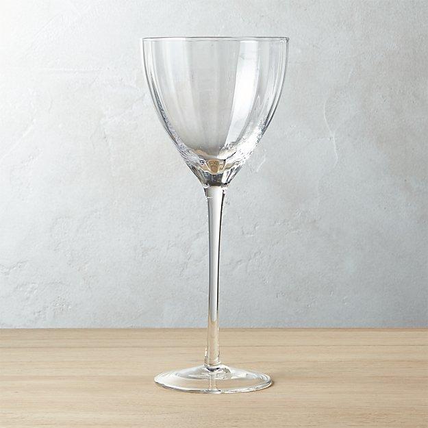 Sophia Optic Red Wine Glass
