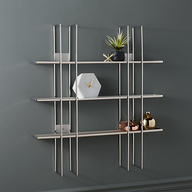 Amazon.com: GSW Stainless Steel Commercial Wall Mount Shelf, 12 by 24-Inch,  NSF: Home & Kitchen