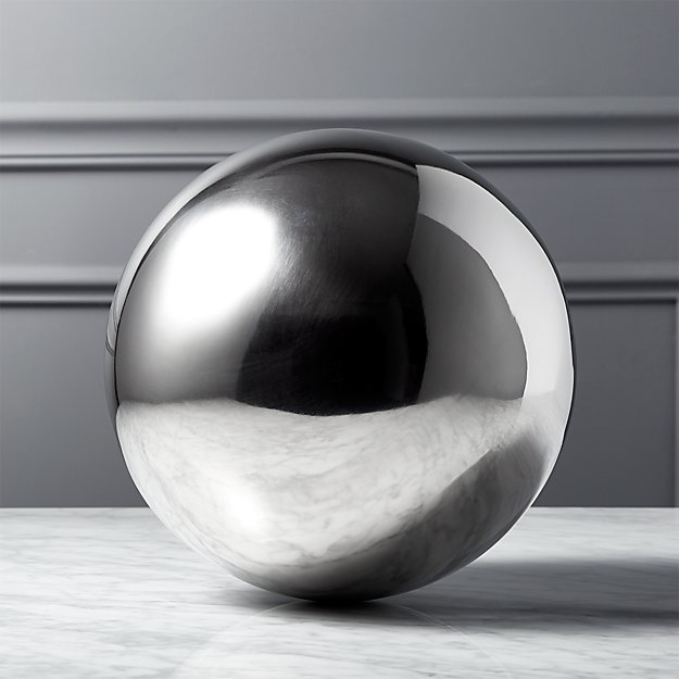 stainless steel sphere large