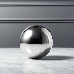 stainless steel sphere small