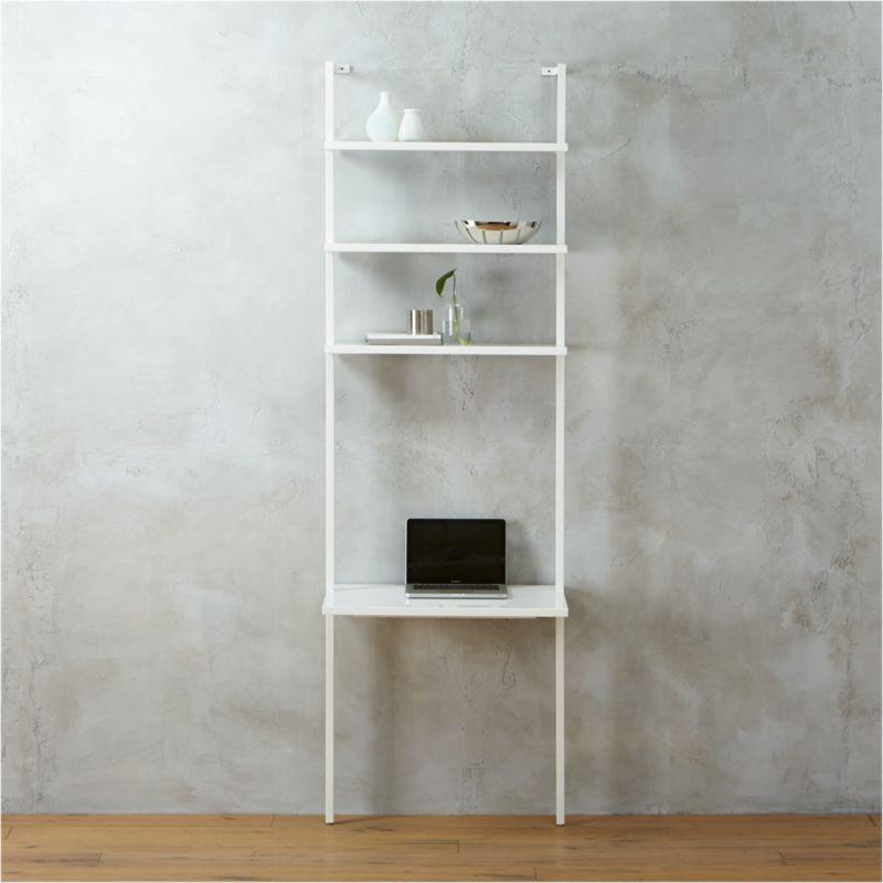 Stairway White 96 Desk Add To Favorites