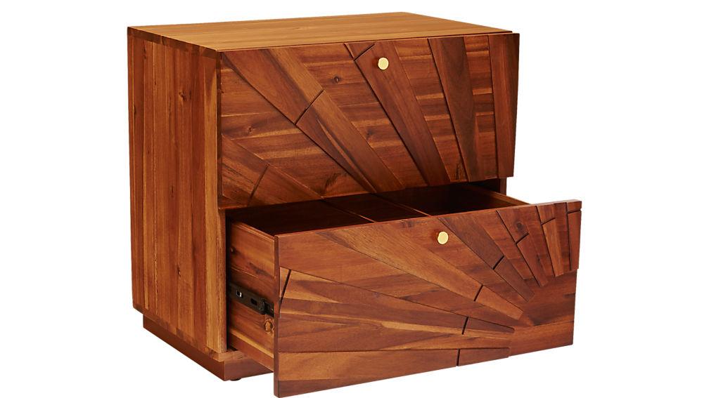 starburst file cabinet