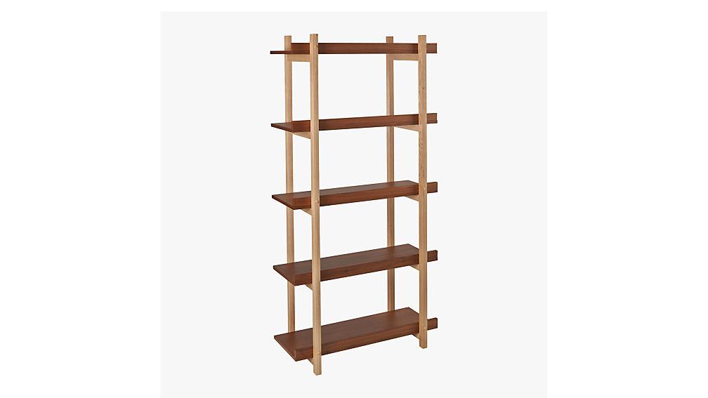 stax bookcase