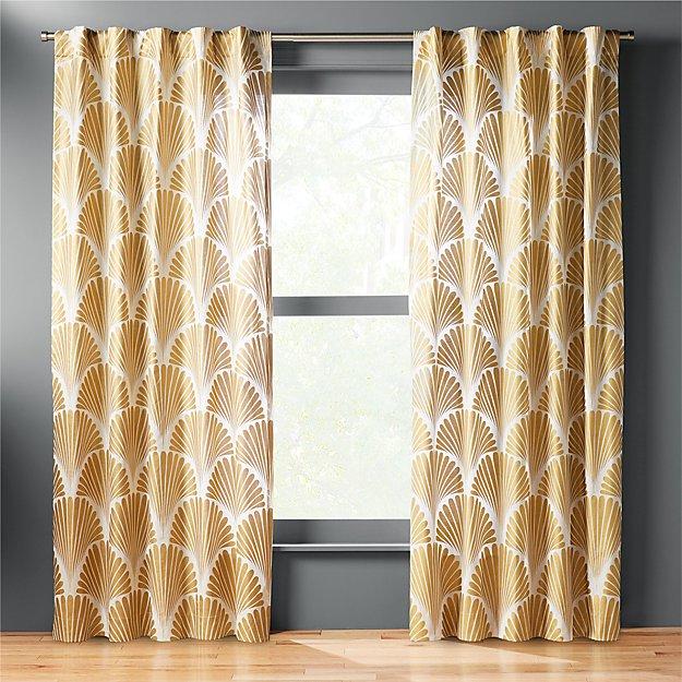 stella curtain panel