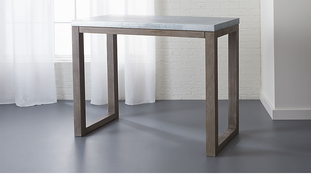 Stern Small Counter Height Table Reviews Cb2