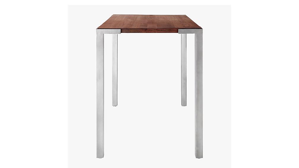 stilt 36quot high rectangular counter table CB2 : StiltRectCounterTableSDS17 from www.cb2.com size 1008 x 567 jpeg 18kB