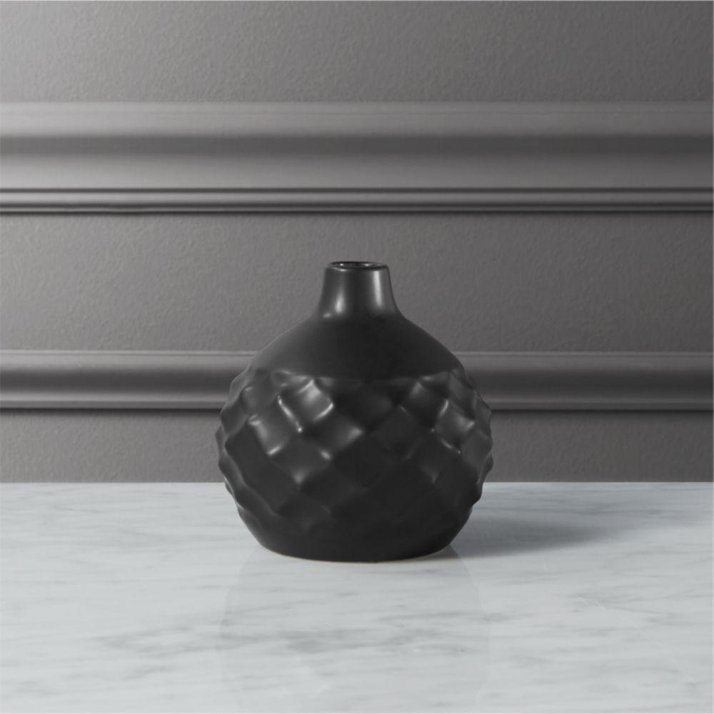 Online Designer Combined Living/Dining studded bud vase