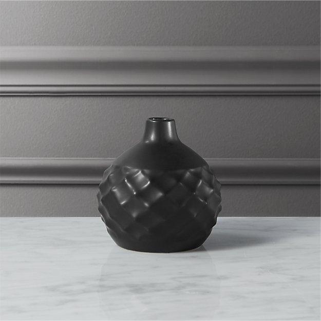 Small Black Vase Vase And Cellar Image Avorcor
