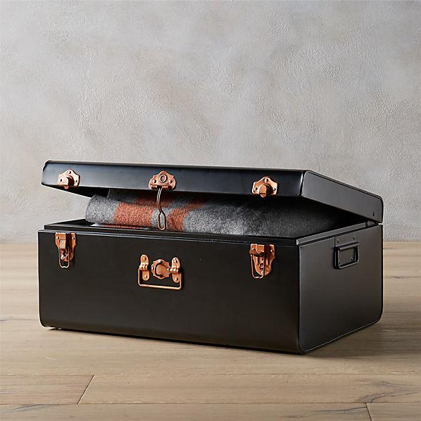 SuitcaseMatteBlackLrgSHF16