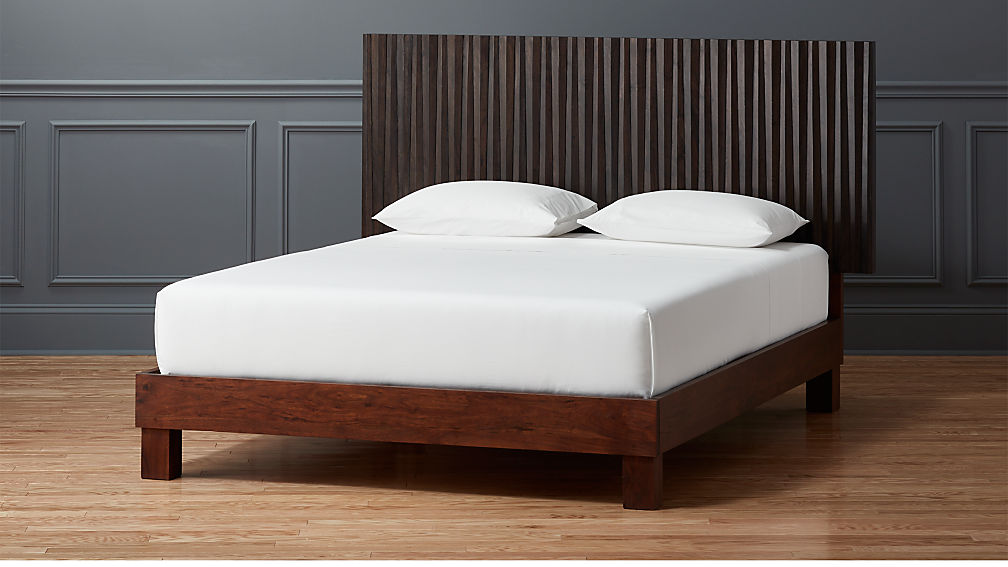 summit queen bed