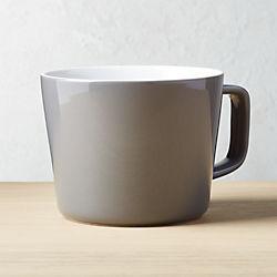 Sunrise Grey Mug