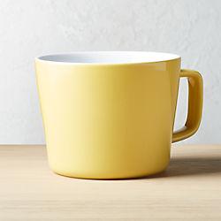 Sunrise Yellow Mug