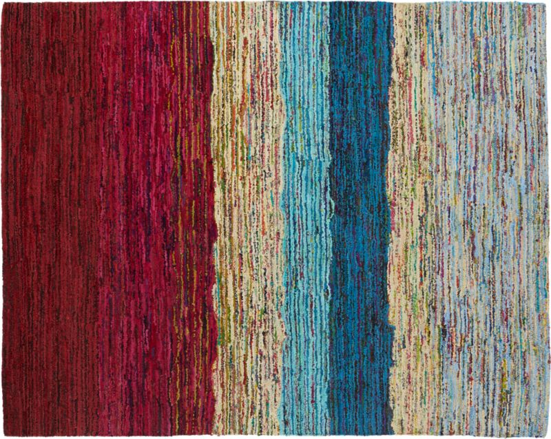 Great Sunset Boulevard Rug 8u0027x10u0027 In View All + Reviews | CB2