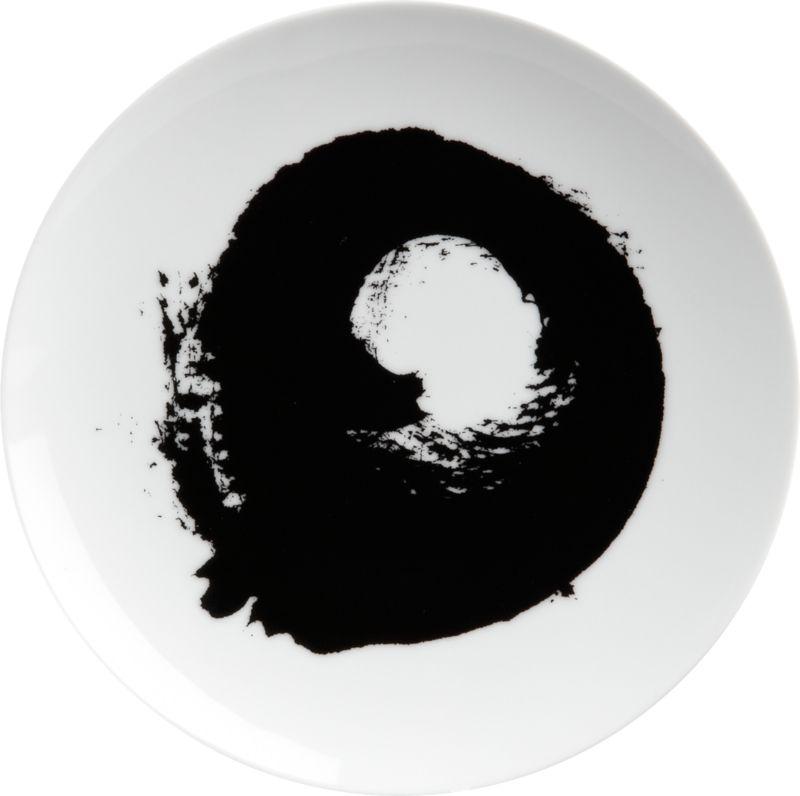 sweep salad plate