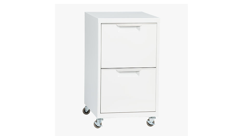 tps white 2drawer filing cabinet - Small File Cabinet
