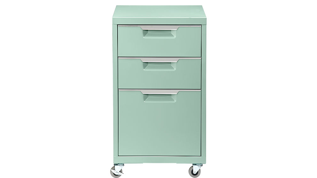 tps mint 3drawer filing cabinet