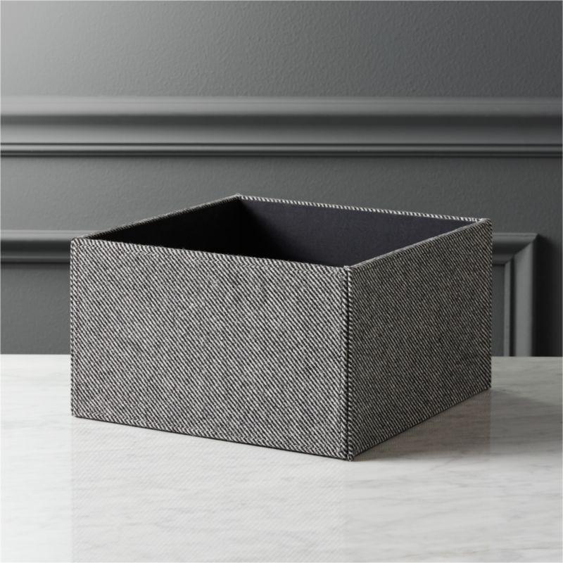 Tailor Open Storage Box
