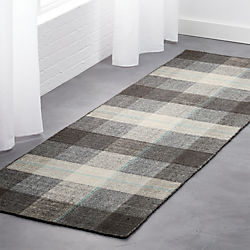 tailor plaid runner