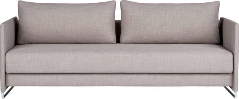 Lovely Cb2 Sleeper Sofa Review Gallery Image Iransafebox
