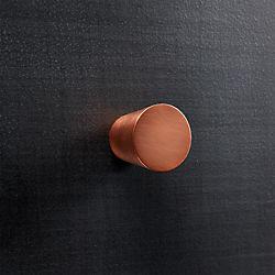 Taper Copper Knob