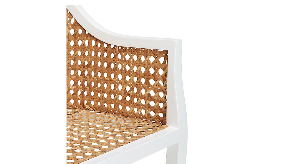 tayabas cane side chair
