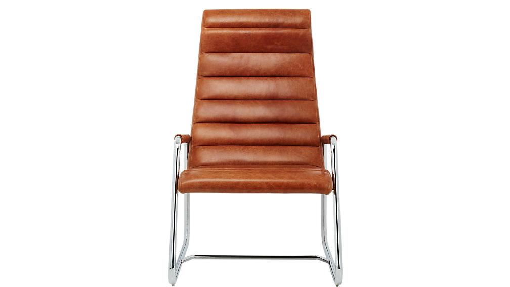 terreno leather chair