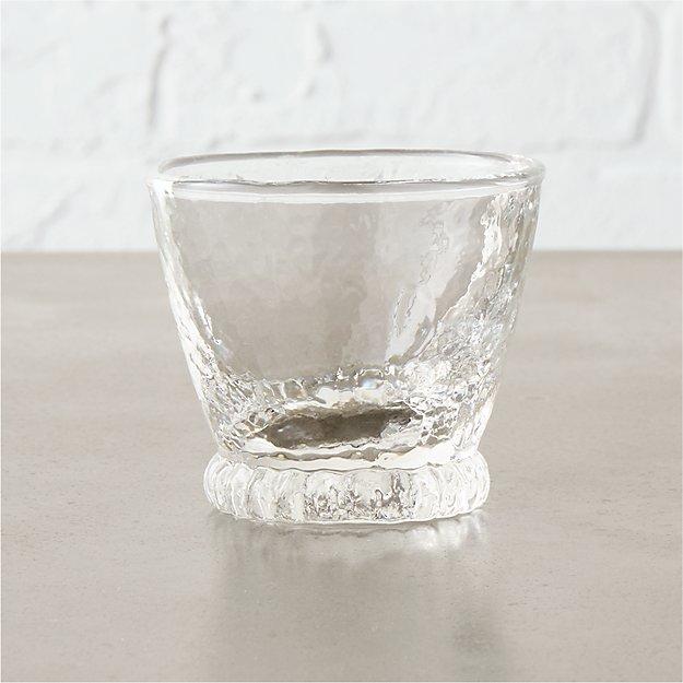 ticos shot glass