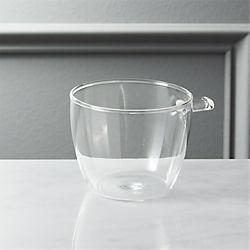 tip glass espresso cup
