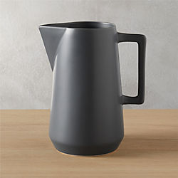 tootie grey pitcher