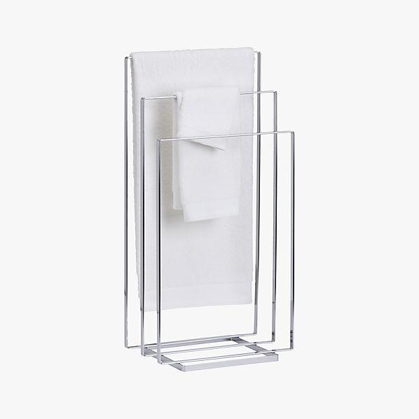 TowelRackChromeF8