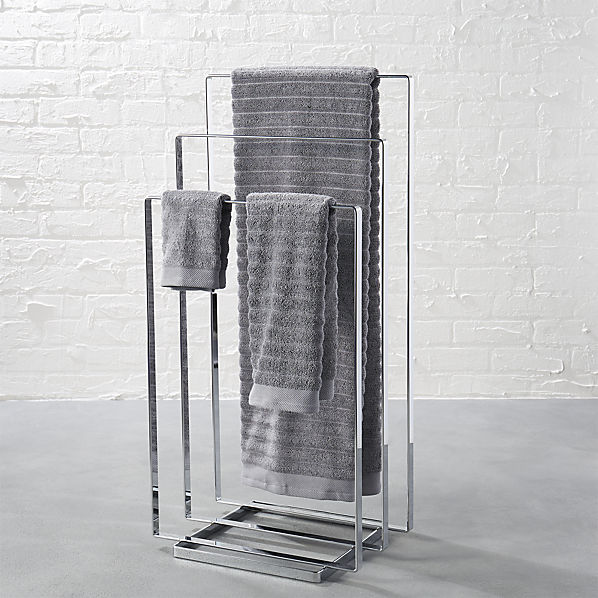 TowelRackChromeSHF16
