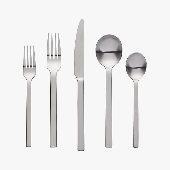 TowerFlatware20PcSetS16
