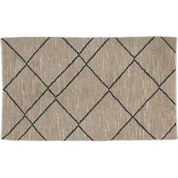 trap neutral rug 5'x8'