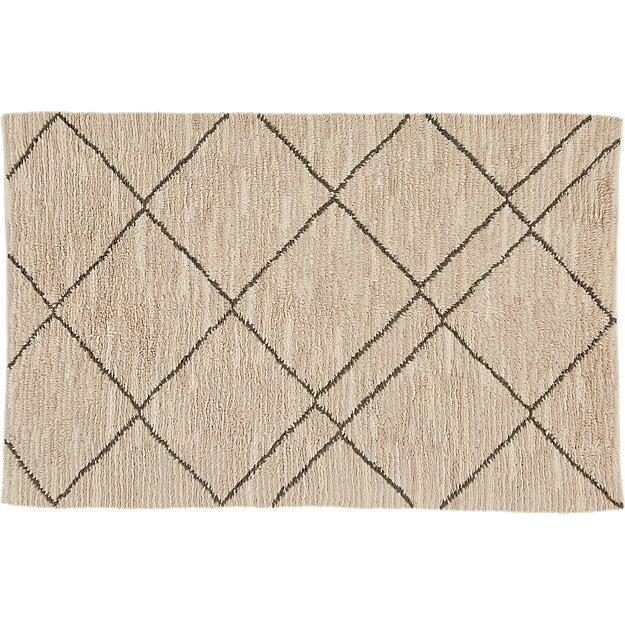 Trap Neutral Rug 6'x9'